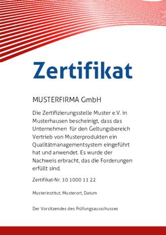 Teilnahme-Zertifikat Vorlagen selber ausdrucken bei urkunden-online.de