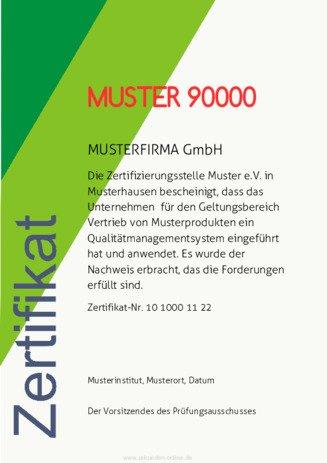 Zertifikat selber gestalten und ausdrucken | urkunden-online.de