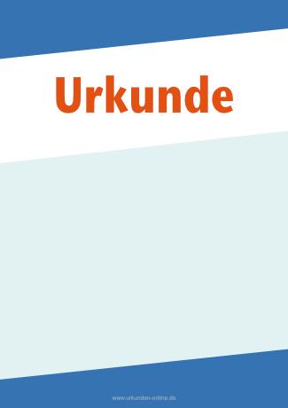 Urkunden Vorlagen kostenlos downloaden  urkundenonlinede